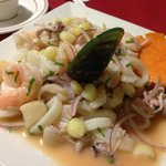 Ceviche Mixto