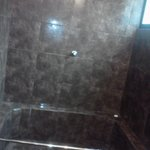 Broken shower