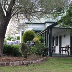Lochinvar House verandah