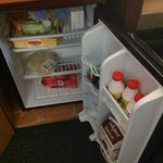 Decent sized room fridge