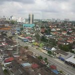  View of Holiday Plaza &amp; Mutiara Hotel
