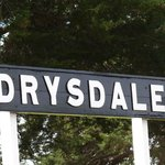  End of the line - Drysdale Station