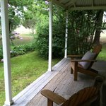  Front verandah