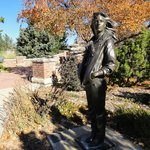 Benson Park Sculpture Garden