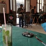  band + mojito