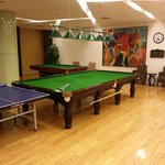 snooker and pool tables