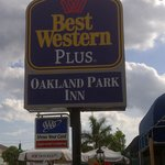 Foto de BEST WESTERN PLUS Oakland Park Inn