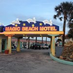 Foto Magic Beach Motel
