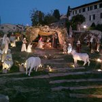  Presepe ad Assisi