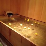  Public bath, so love the yuzu smelling