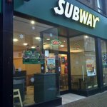 Subway, Rhyl branch