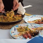 Great Paella mixta