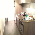 Kitchenette, apt 10C