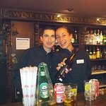 the great bar staff :)