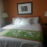 Foto van Fairfield Inn & Suites Charleston North / University Area