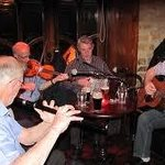 trad session front bar