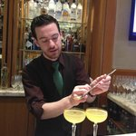  Mixologist at Work!