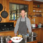  Garth in the kitchen