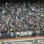  Raiders game at o.Co Coliseum