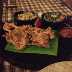  Balinese crispy duck - delicious