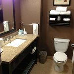 Foto van Holiday Inn Express Hotel & Suites Huntsville