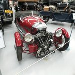 3 Wheeled Morgan
