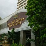 Foto de Welcome Jomtien Beach Hotel