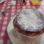 A real French Souffle, mmmm
