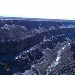 Rio Grande Gorge, just few minutes from the park.