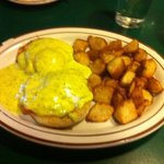  egg Benedict