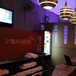 Spartacus Spa-Sauna