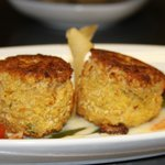 Crab Cakes are unbelievably delicious!