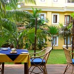 Φωτογραφία: Bougainvillea Guest House Goa