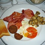 The Traditional Irish Breakfast