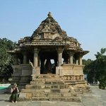 Nandi Temple