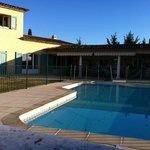  la piscina in versione invernale