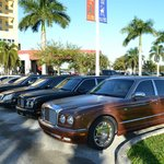 Rolls, Bentley and Maybach