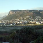 View Fish Hoek & Simons Town from Clovelly Lodge