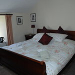 Super kingsize bedroom