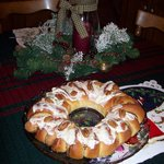  Swedish Tea Ring Christmas Time