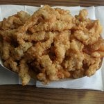 The Clam Strip Tugboat - just right!