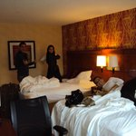 Suite do Marriott Danbury