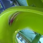 Speedy water slides