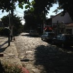 Rua das Pedras