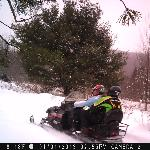  Snowmobiling to or from the Ilex