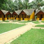 Billede af Savithri Inn Bamboo Cottages and Resort