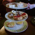 Golden Fleece Afternoon Tea