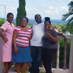  Some of the Wonderful Staff at the SugarMill B&amp;B