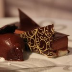  Fourchette des Ducs - dessert tout chocolat