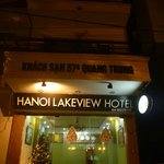 Hanoi Lake View Hotel Foto